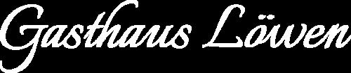 Gasthaus Löwen Hägele in Kleinaspach Logo
